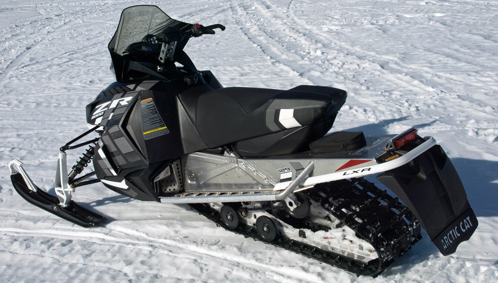 2017 Arctic Cat ZR 3000 LXR Profile