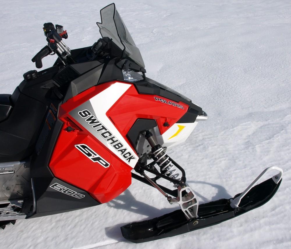 2017 Polaris 600 Switchback SP Ski