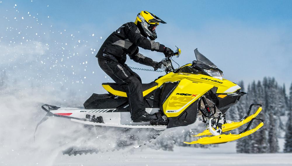 Accessories for Ski-Doo's Gen4 - Snowmobile com