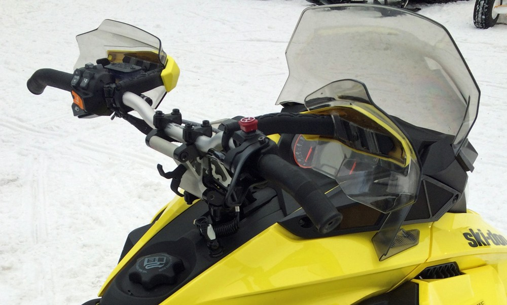 2017 Ski-Doo Renegade 850 X FAR