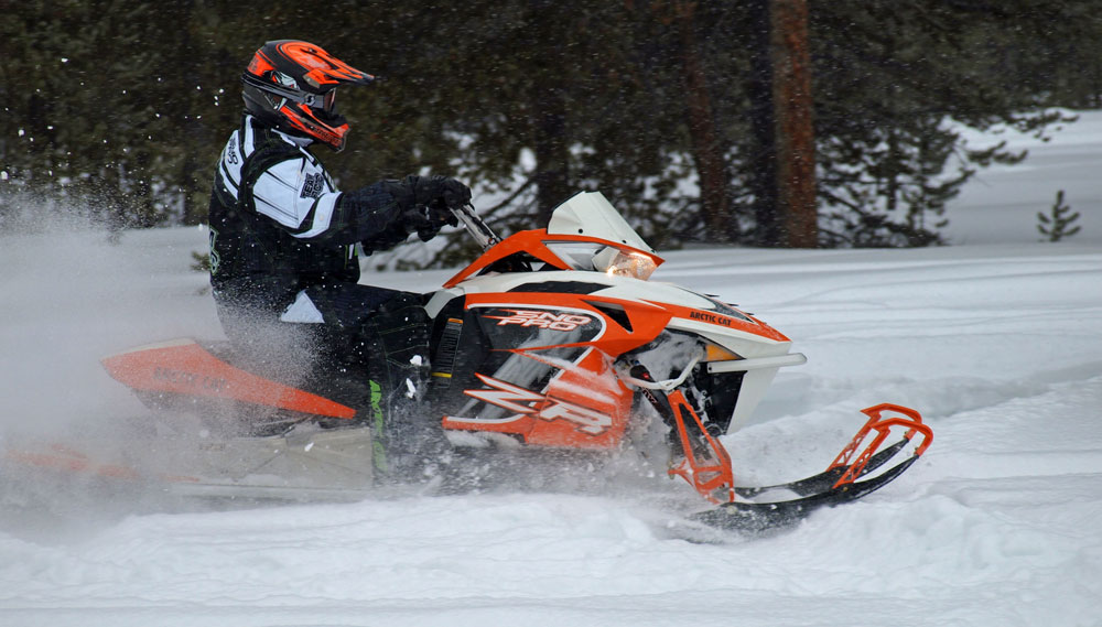 f6ab9fa8aab On-Trail Vision for Snowmobilers - Snowmobile.com