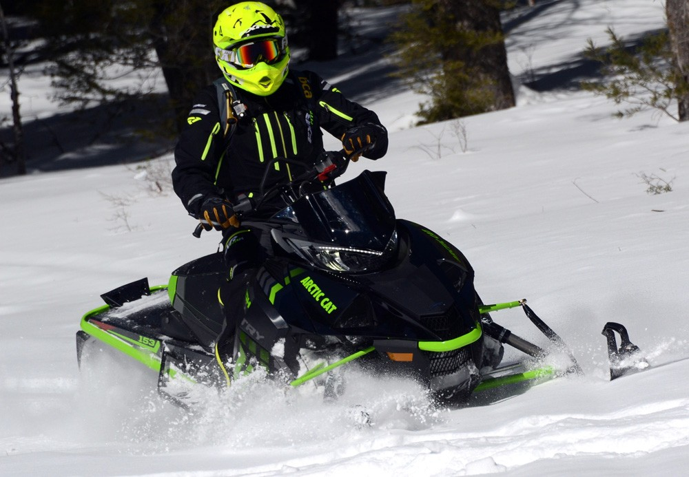 2017 Arctic Cat XF 9000 High Country Front