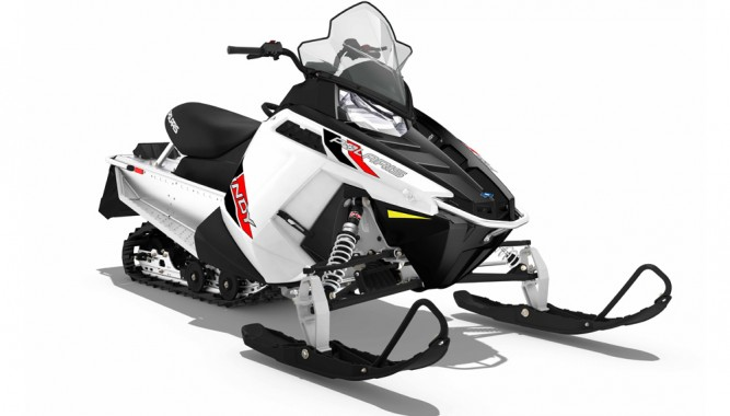 2017 Polaris 550 Indy Review