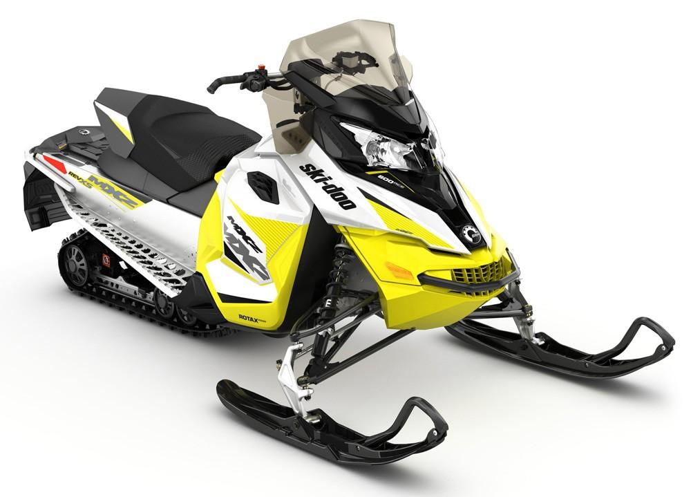 2017 Ski-Doo Sport ACE 600 Studio