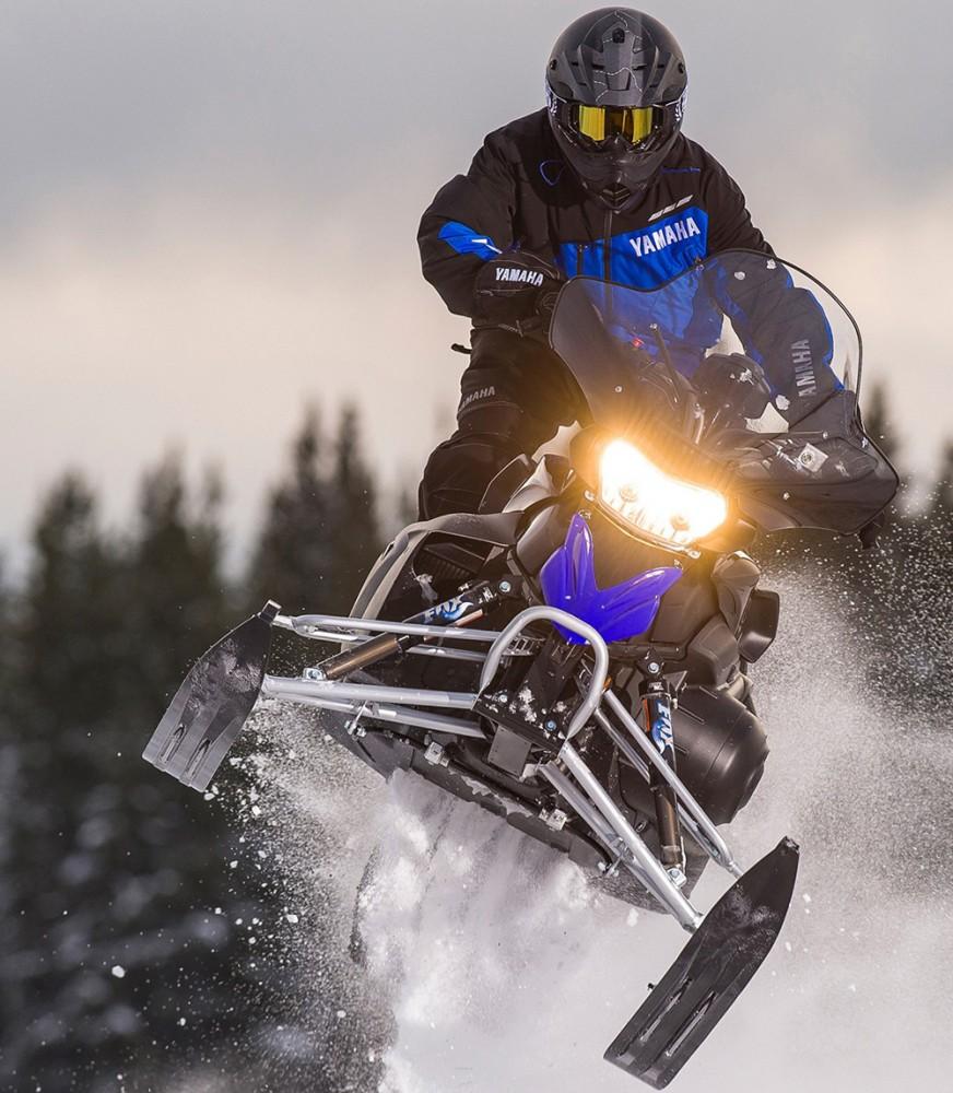 2017 Yamaha Phazer Jump