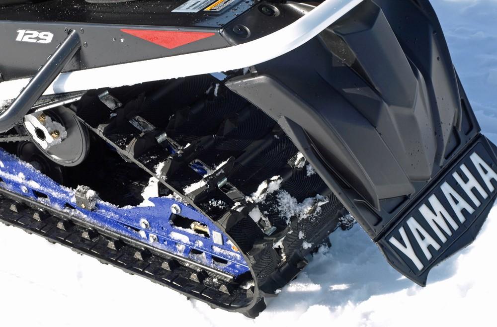 2017 Yamaha Sidewinder R-TX Ripsaw 129 Track