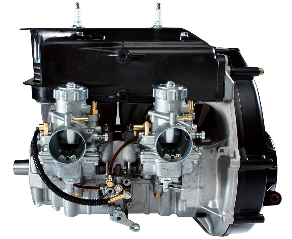 Fuji Built 550 Engine