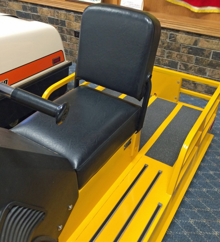 1974 Ski-Doo Alpine Raised Seat