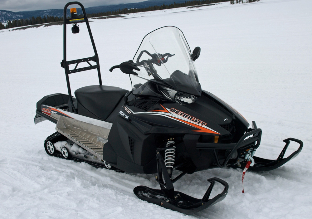Yamaha Bearcat