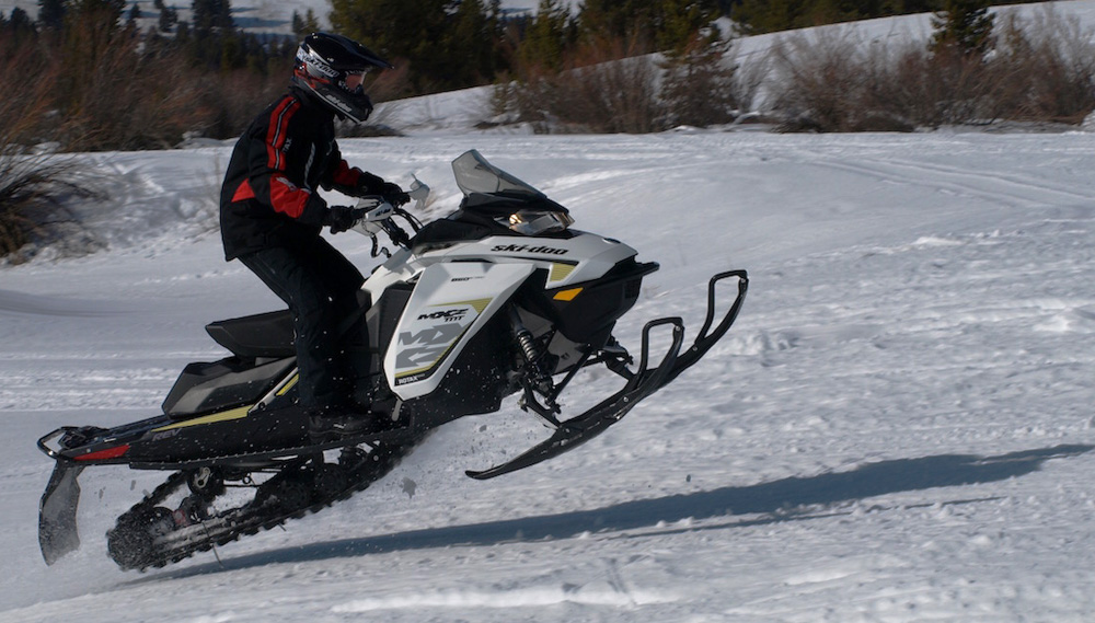 2017 Ski-Doo MXZ TNT 850 Review - Snowmobile com