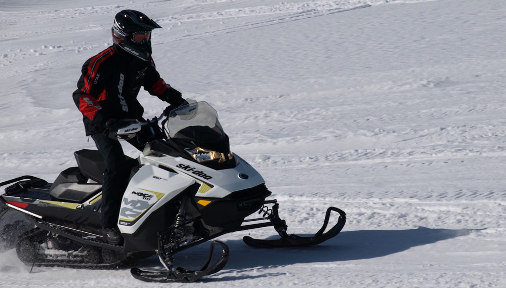2017 Ski-Doo MXZ TNT 850 Review - Snowmobile.com