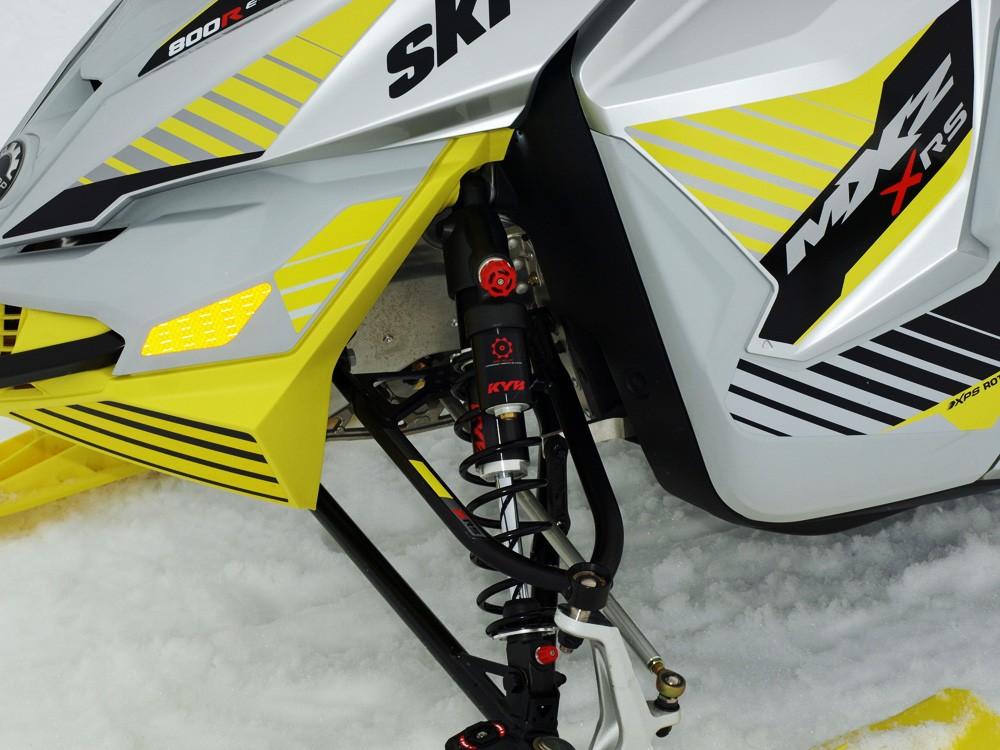 2017 Ski-Doo MXZ XRS 800 Front Suspension