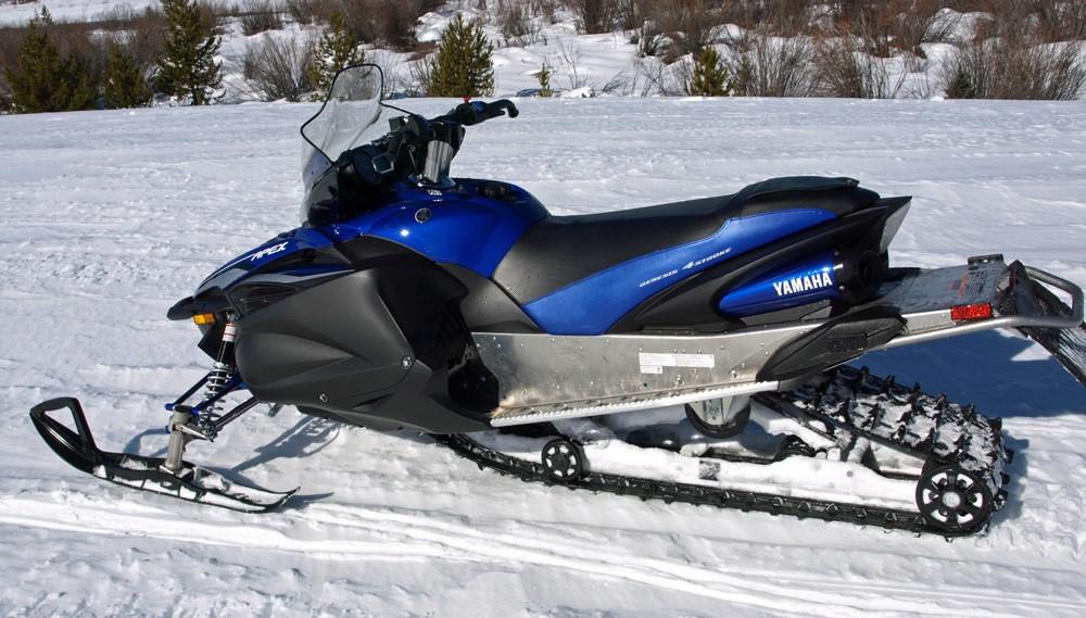 Yamaha Rx Snowmobile