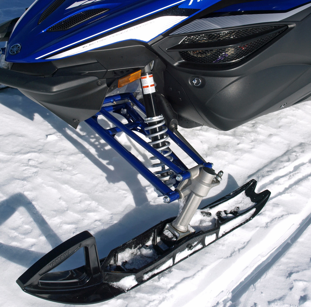 yamaha apex skis tuner snowmobile ii dual keel carbide runners reflect calibrated thought engineering latest