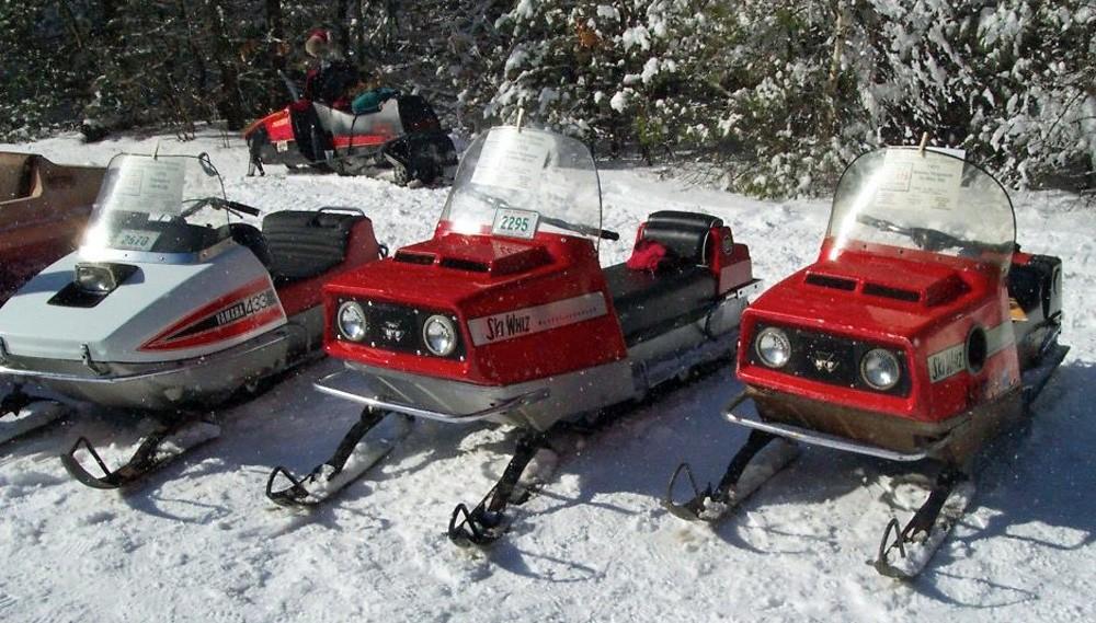 Massey Ferguson Ski-Whiz