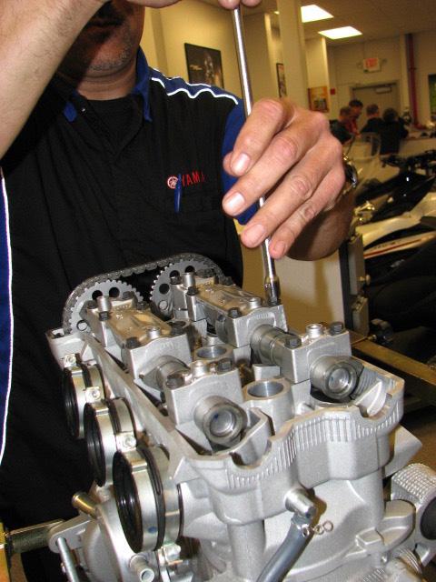 Yamaha 1049cc Clean