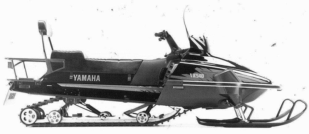 1994 Yamaha VK540 Generation II