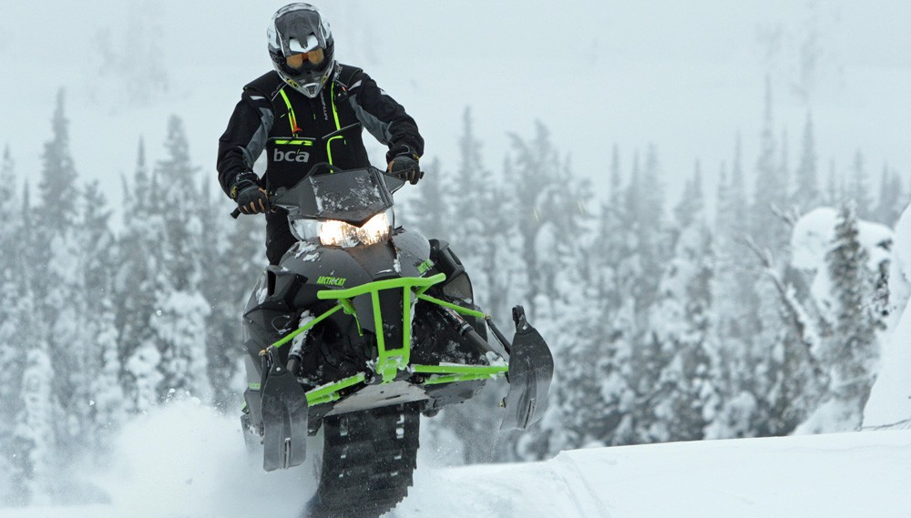 2017 Arctic Cat M8000 Limited Giddy Up