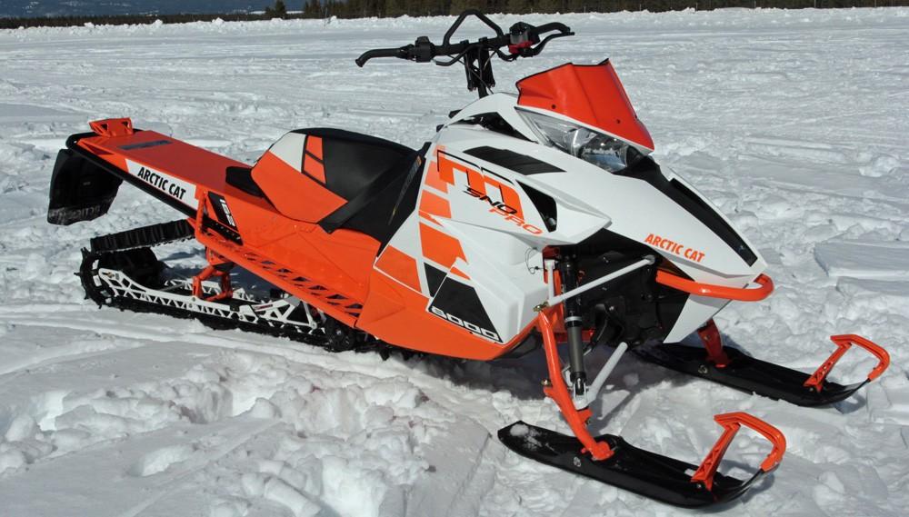 Arctic Cat Sno Pro  Horsepower