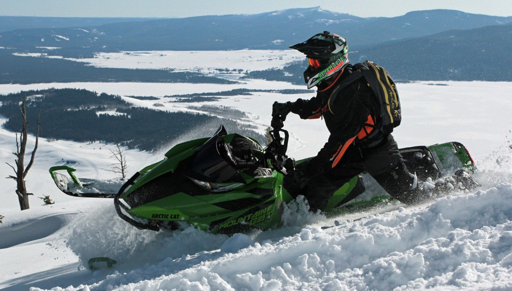 2017 Arctic Cat Mountain Cat
