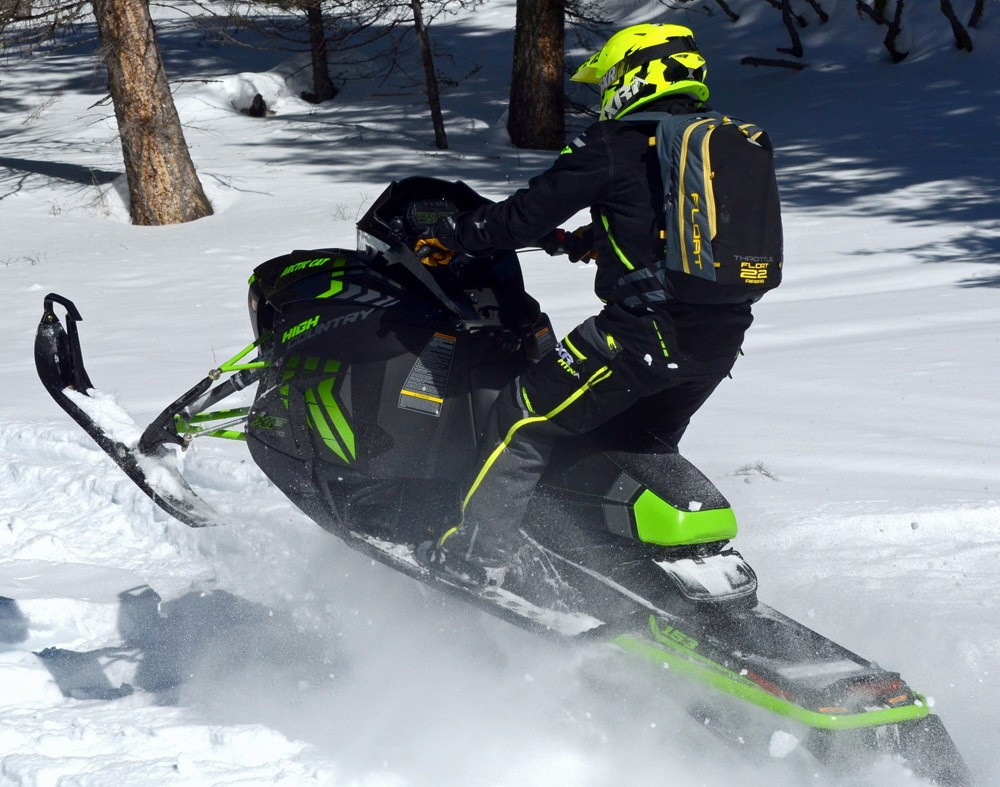 2017 Arctic Cat ProClimb XF 9000 High Country