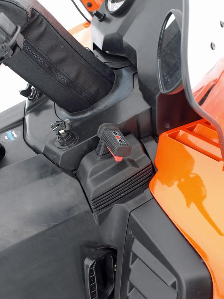 2017 Yamaha VK540 Reverse Gear Handle