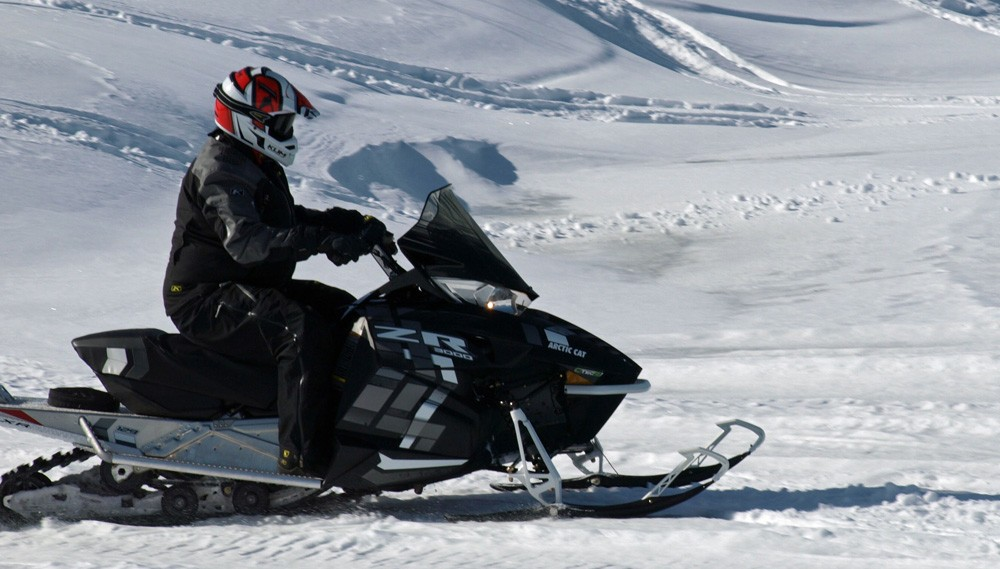 Arctic Cat ZR 3000 LXR