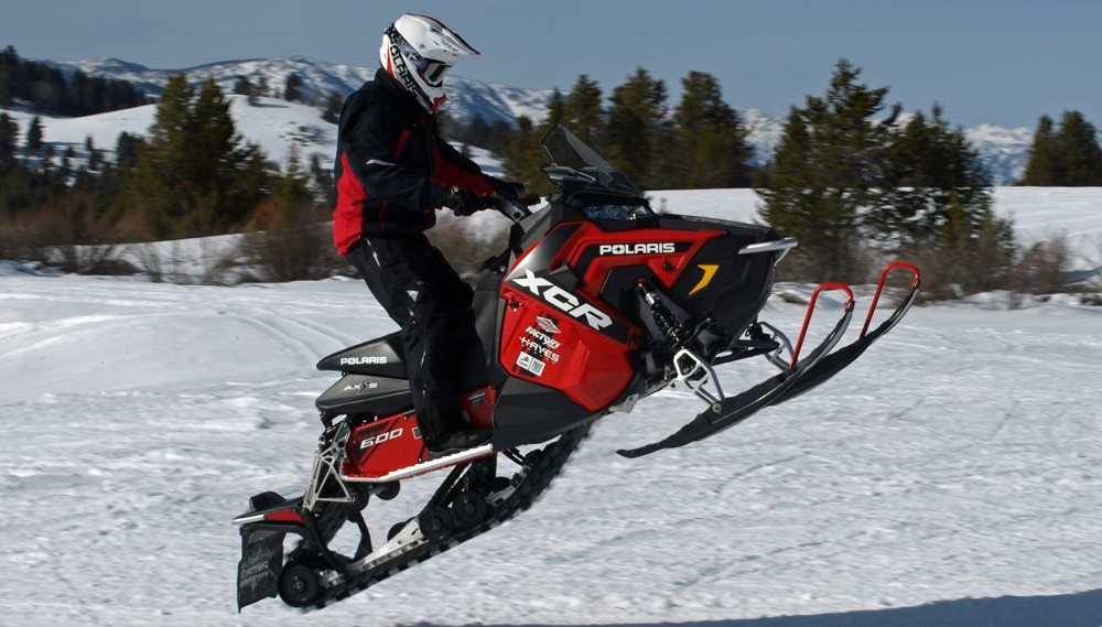 Polaris 600 Rush XCR