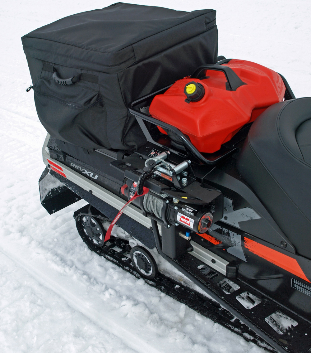 Arctic Cat Snowmobile Gas Can Rack