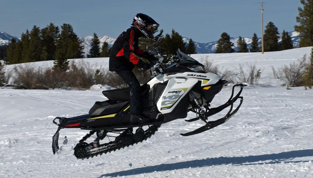 Ski-Doo MXZ TNT 850