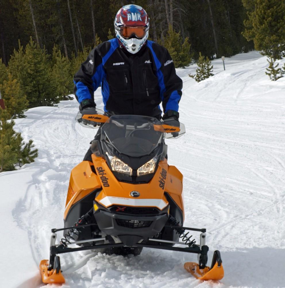 Ski-Doo Renegade 850
