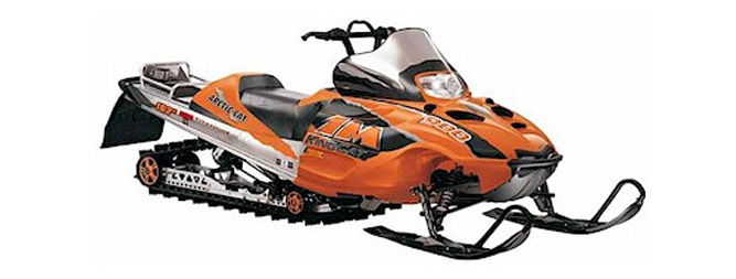 2004 Arctic Cat King Cat