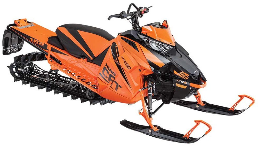 2017 Arctic Cat M9000 King Cat