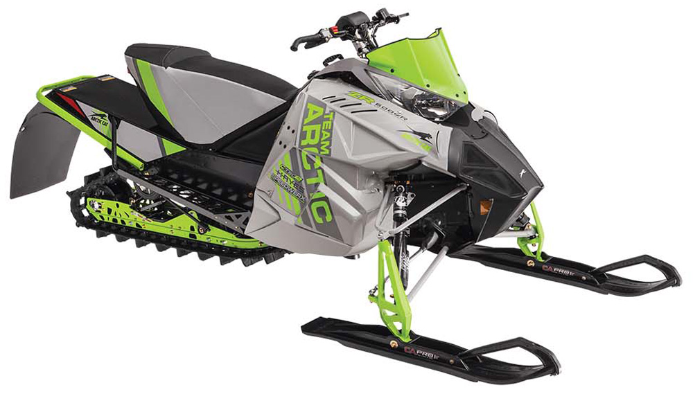 Tundra Limited 2016 >> 2017 Arctic Cat ZR 6000R SX and XC Race Sleds