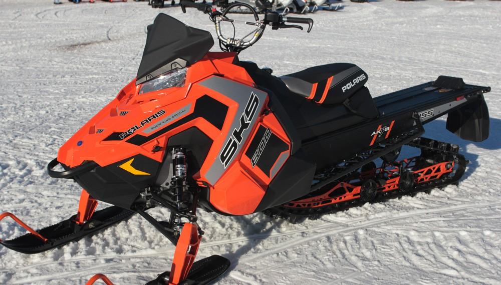2017 Polaris 800 Sks Snow Check