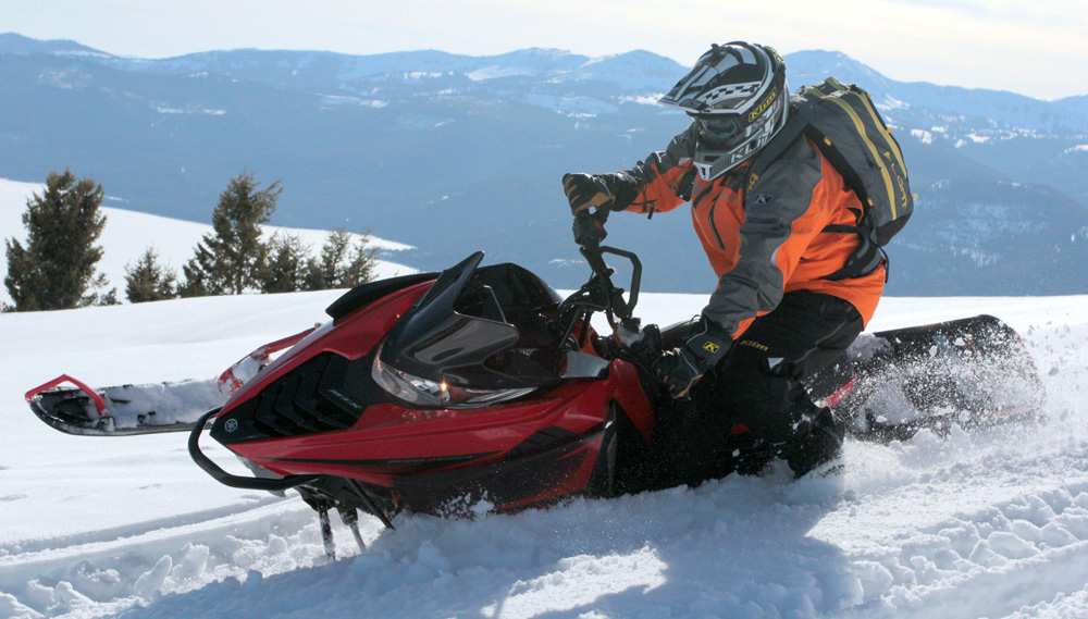 Yamaha Snowmobile Reviews