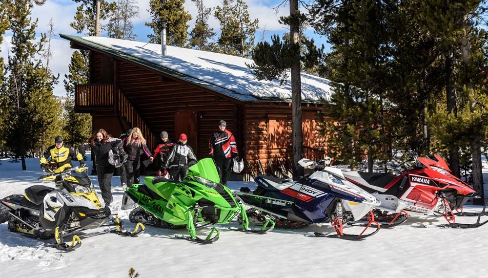 Snowmobile Lodge