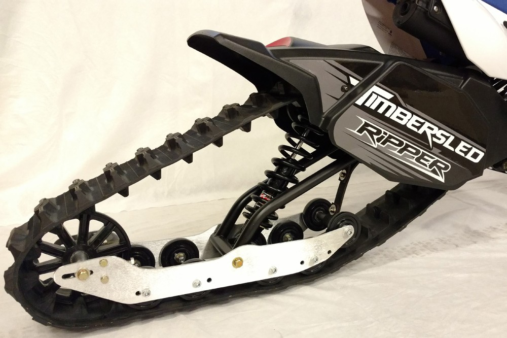 Timbersled ST 90 Ripper Suspension