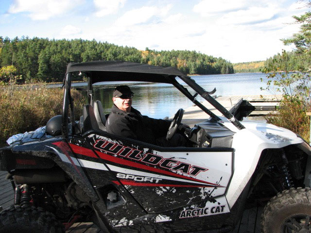 The Wildcat Trail is a major success with off-road enthusiasts who enjoy its versatility and strong trail performance.