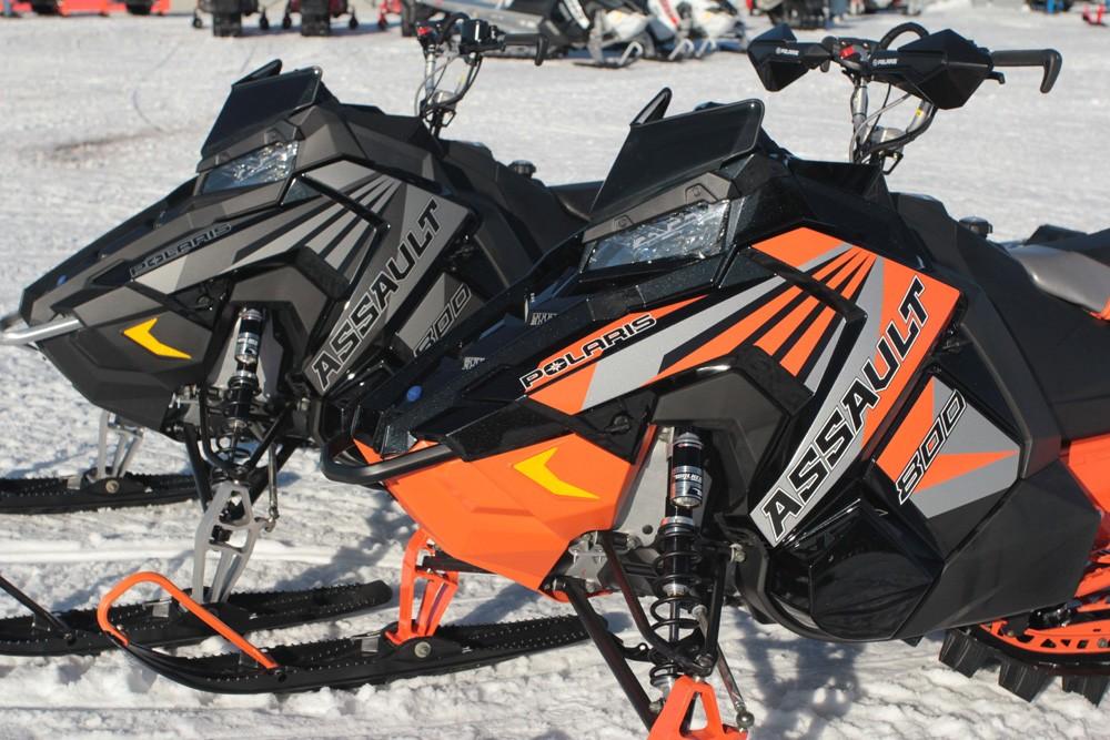 2017 Polaris 800 Rmk Assault Review Snowmobile Com