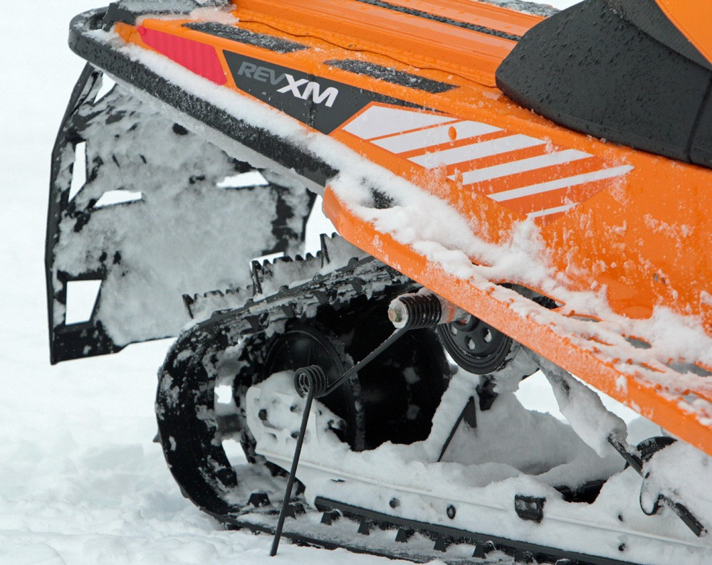 2017 Ski-Doo Renegade Backcountry X 800R rMotion