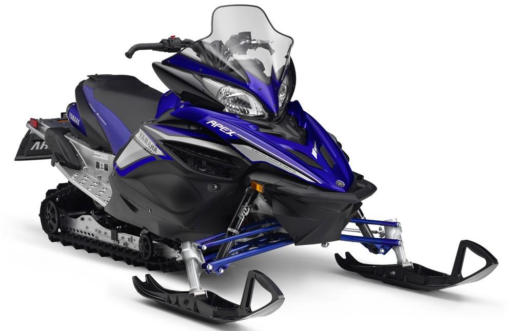 2017 Yamaha Apex X-TX Fox Float