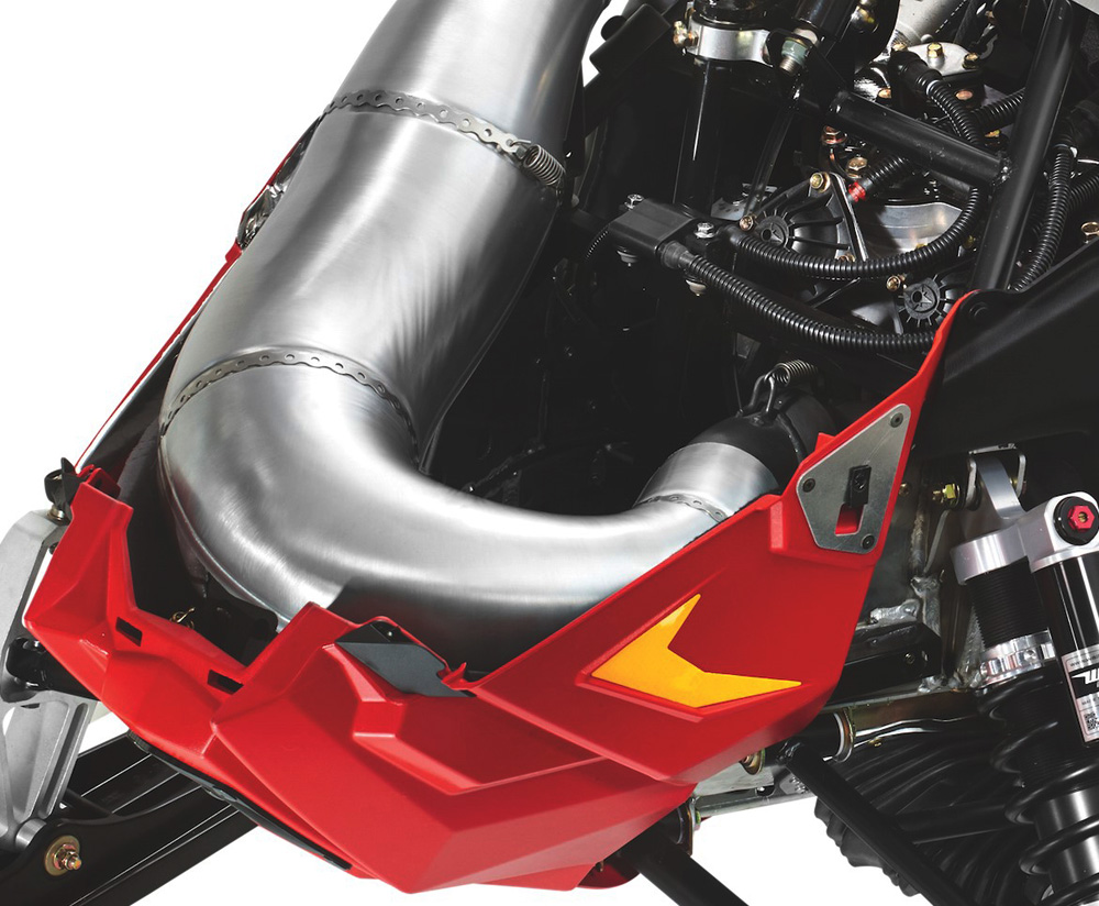 Race Sled to Trail Sled - Snowmobile com