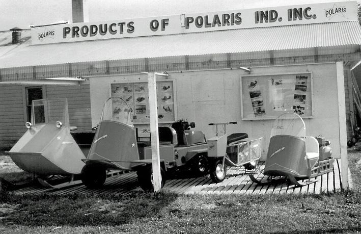 Roseau Polaris Plant 1960s