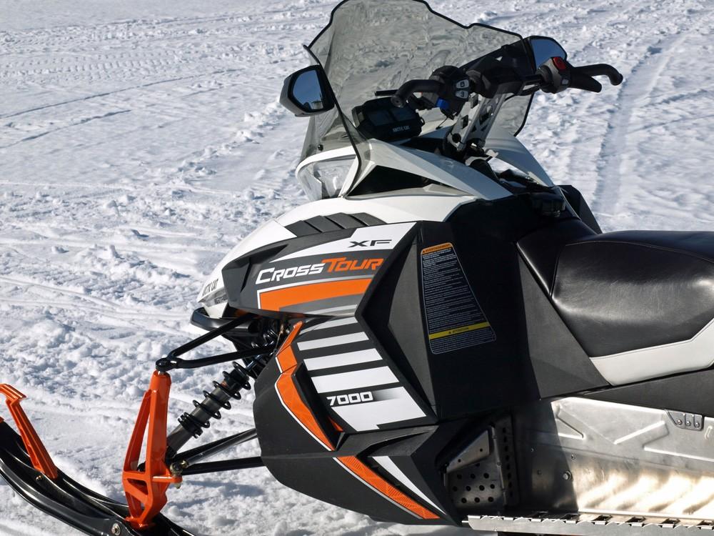 2017 Arctic Cat XF 7000 CrossTour Mirrors