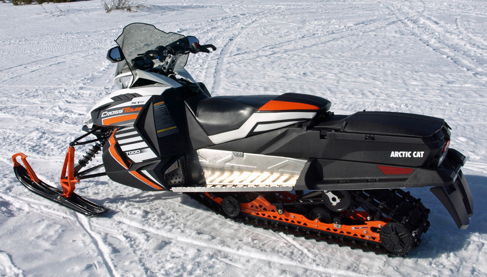 Arctic Cat  X Review
