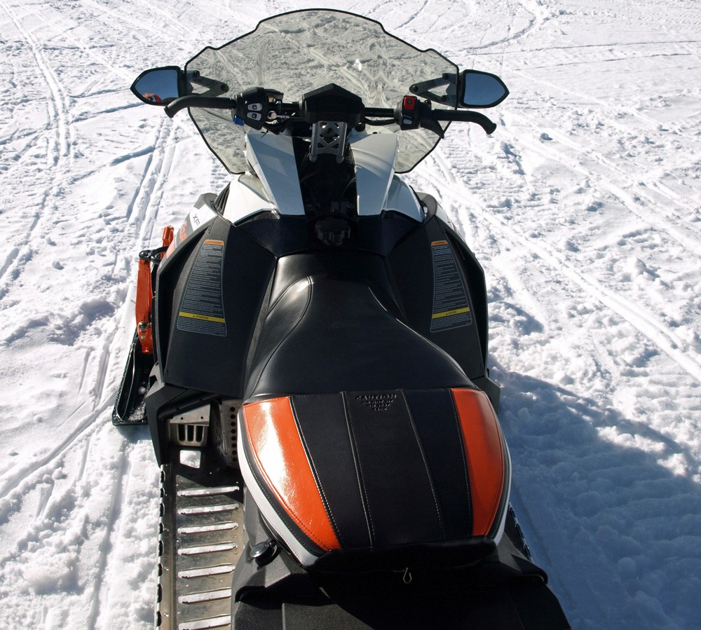2017 Arctic Cat XF 7000 CrossTour Seat