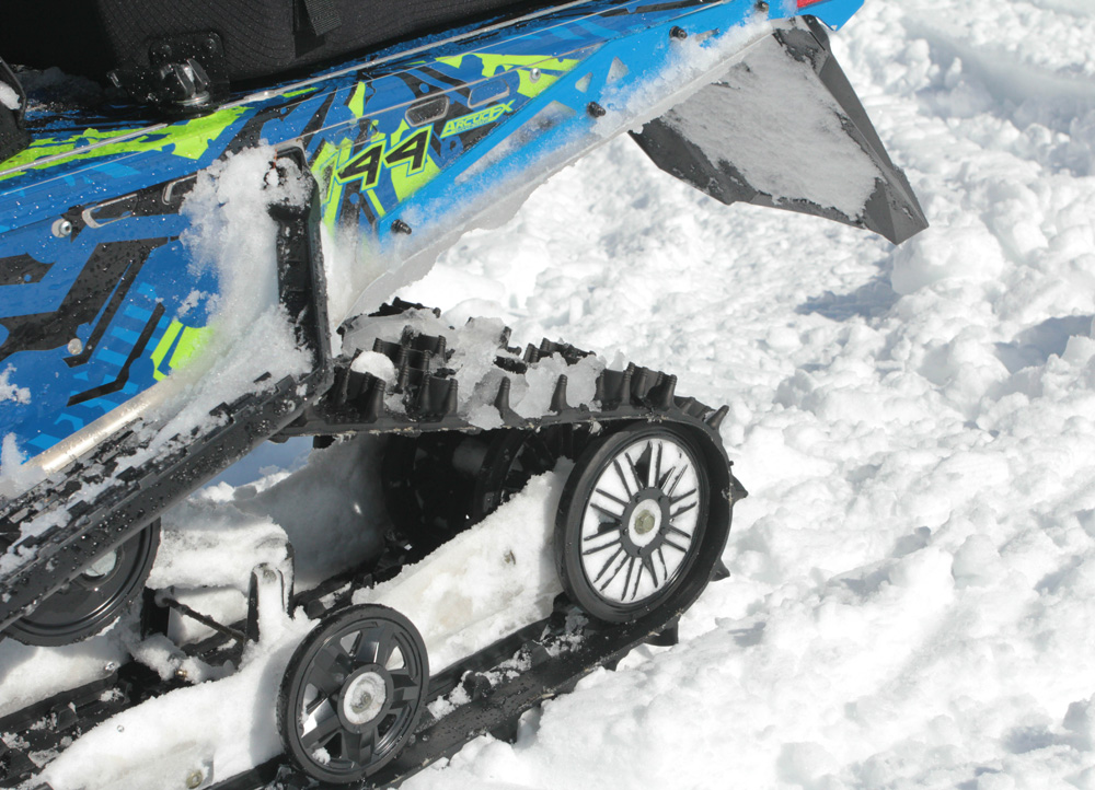2017 Polaris 600 Switchback Assault Review Snowmobilecom