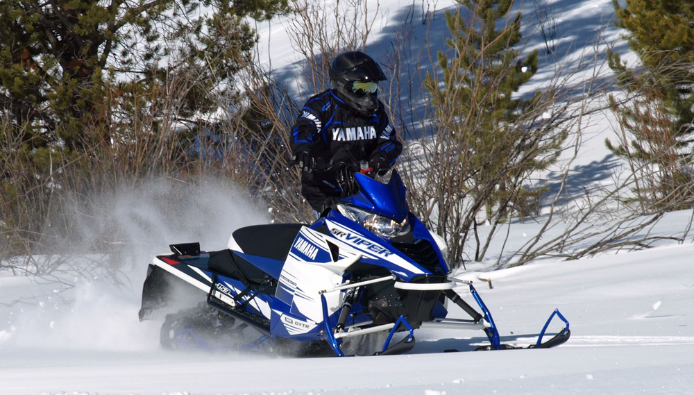 2017 Yamaha Viper B Tx 153 Review Snowmobile Com