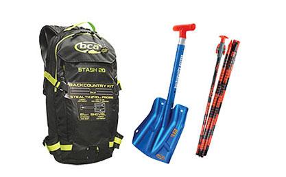 BCA Avalanche Rescue Stash Kit